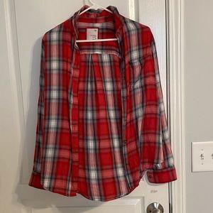 Bundle For $3 💖 SO Plaid Shirt